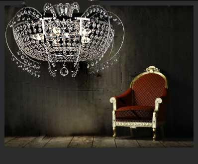 klassischer kristall deckenleuchter luester chandelier kronleuchter deckenleuchte - Kronleuchter Deckenleuchte