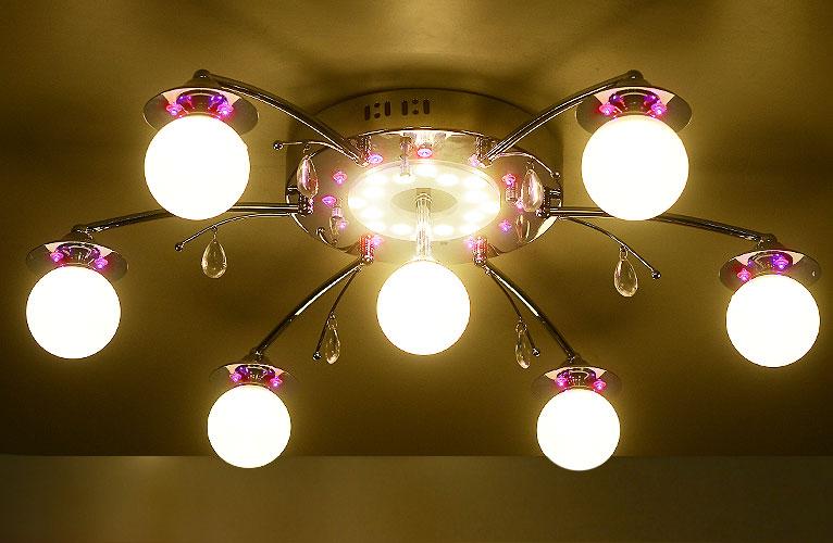 Deckenleuchte led wohnzimmer farbwechsel fernbedienung amped for
